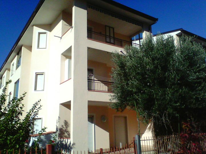 Apartment in city Cirella