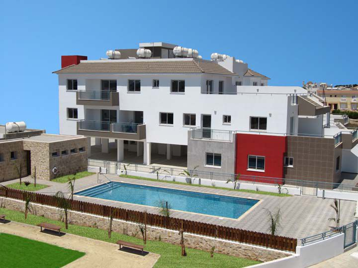 Apartment in city Protaras