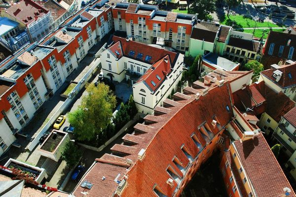 The property market in Lithuania in 2015 remained at the same level as a year ago