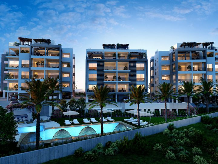 Apartment in city Limassol
