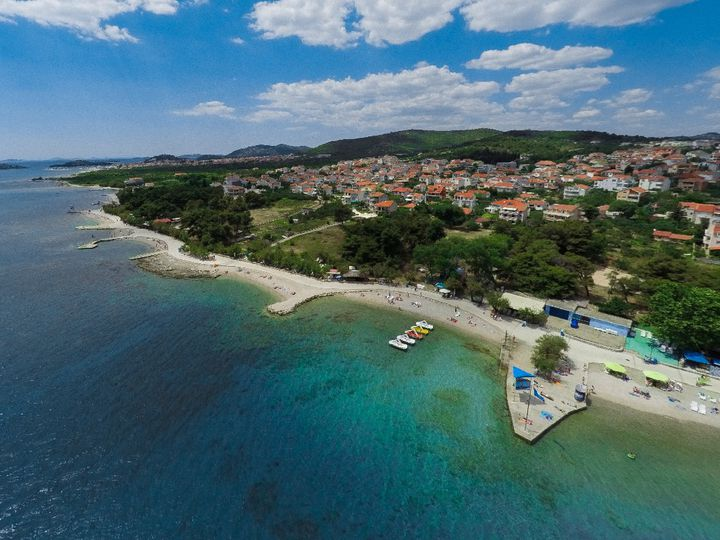 Land in city Vodice
