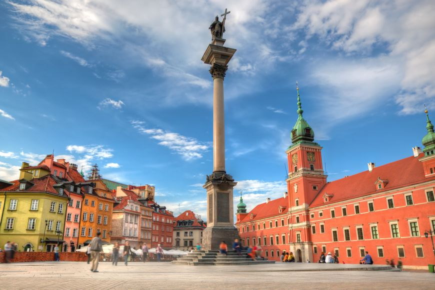 Poland: security, comfort, high potential for estate market development