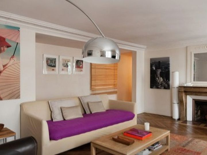 Apartment in city Paris