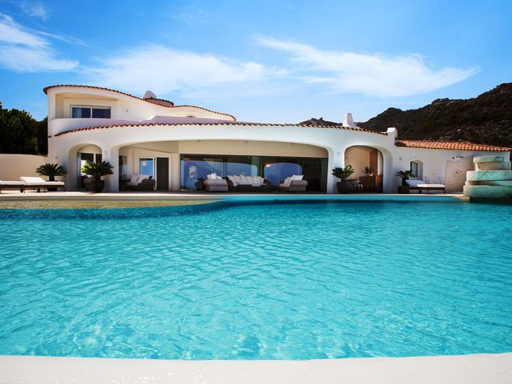 Villa in city Porto Cervo