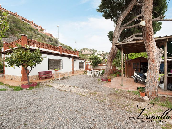 Detached house in city Sitges