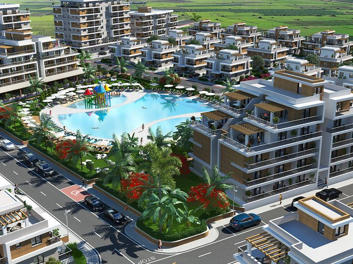 Apartment in city Famagusta (Gazi Magusa)