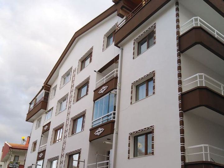 Duplex in city Ankara