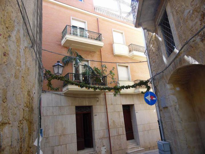 Semi-detached house in city Salemi