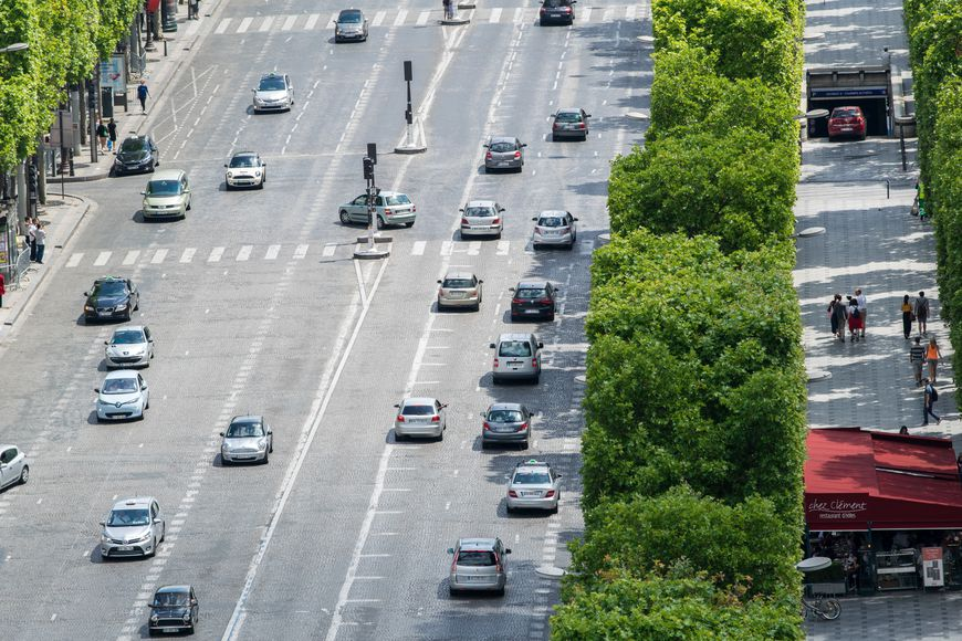 It's better time to walk! Where are the biggest traffic jams in Europe?
