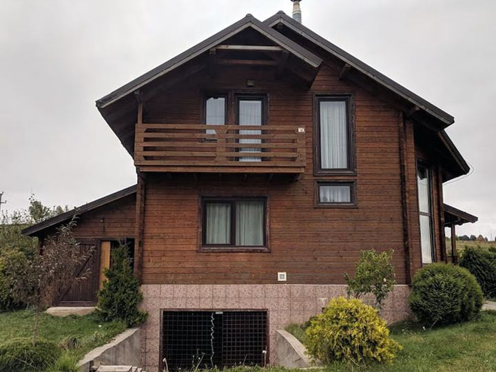 Detached house in city Sacuieu