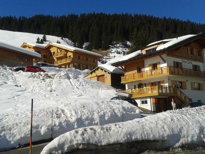 Hotel in city Lech