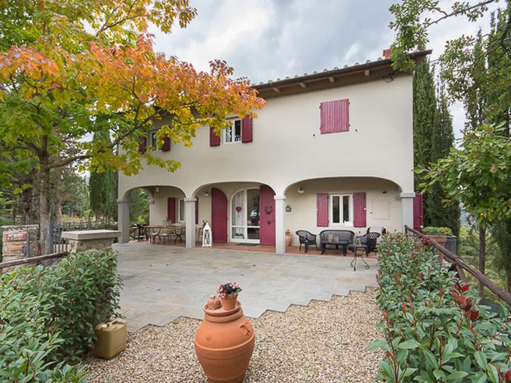 Villa in city Gaiole in Chianti