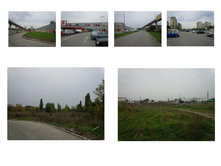Land in city Craiova