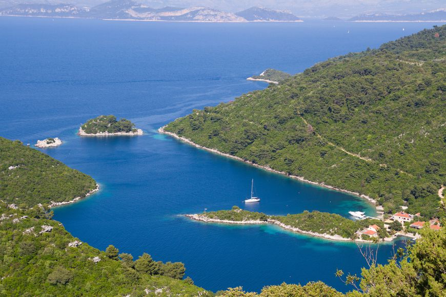 The island in Croatia is for sale pricing €130 sell