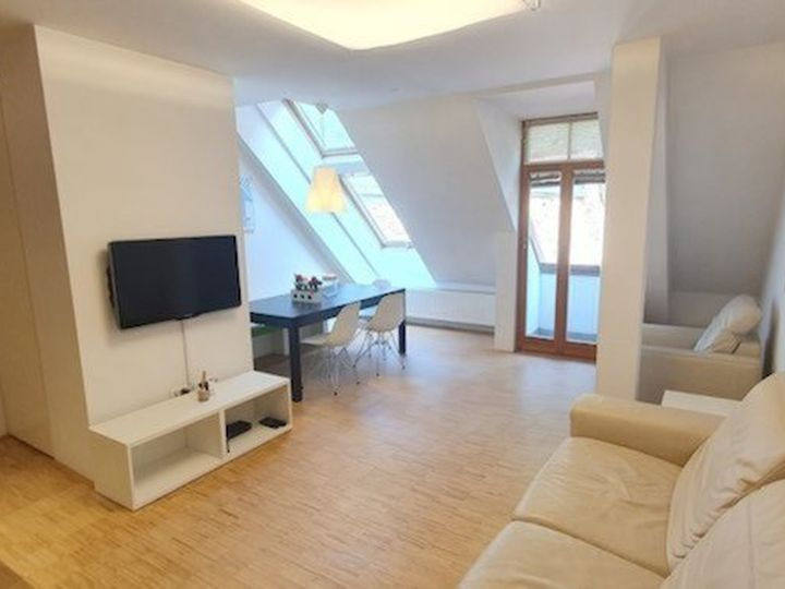 Apartment in district Center in city Ljubljana