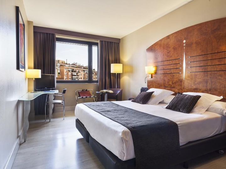 Hotel in city Barcelona