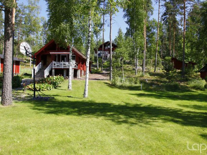 Detached house in city Asikkala