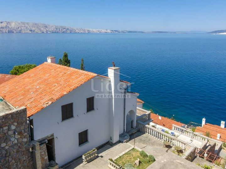 Apartment in city Senj