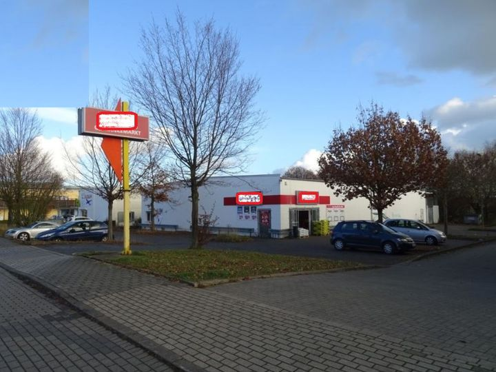 Commercial in city Schwerte