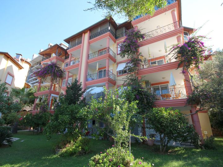 Duplex in city Alanya