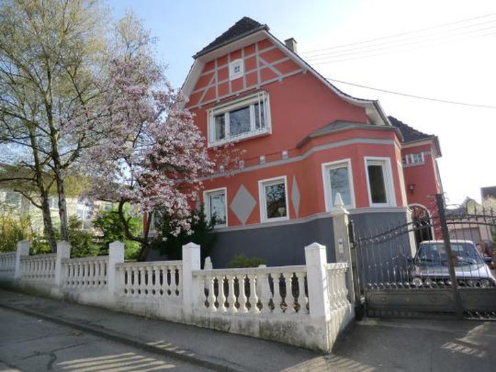 Detached house in city Heilbronn