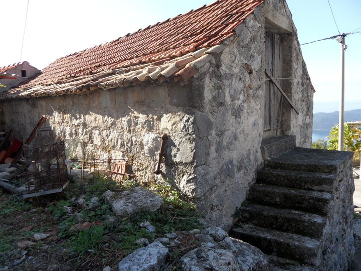 House in city Dubravica