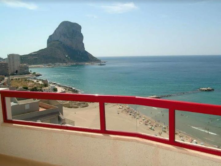 Penthouse in city Calp