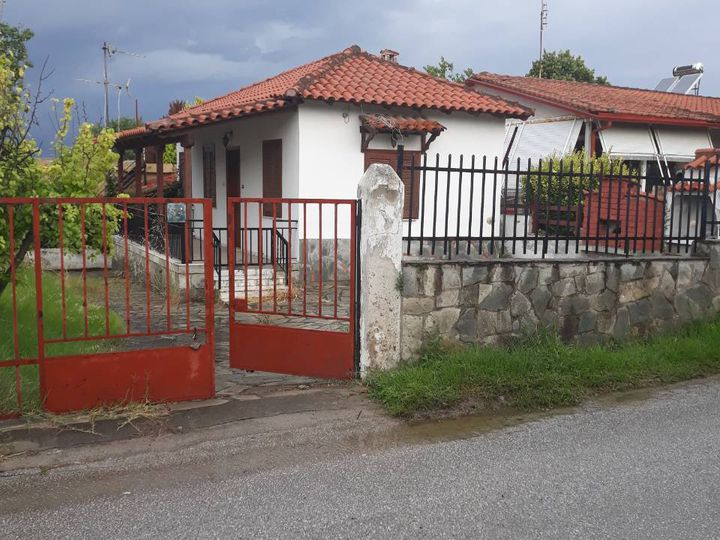 Detached house in city Nea Kallikratia