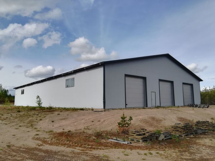 Storage in city Lappeenranta