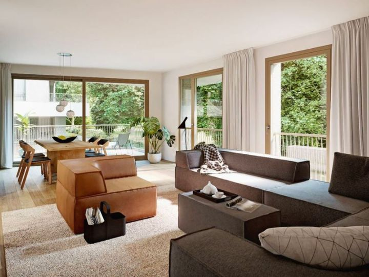 Apartment in city Stuttgart