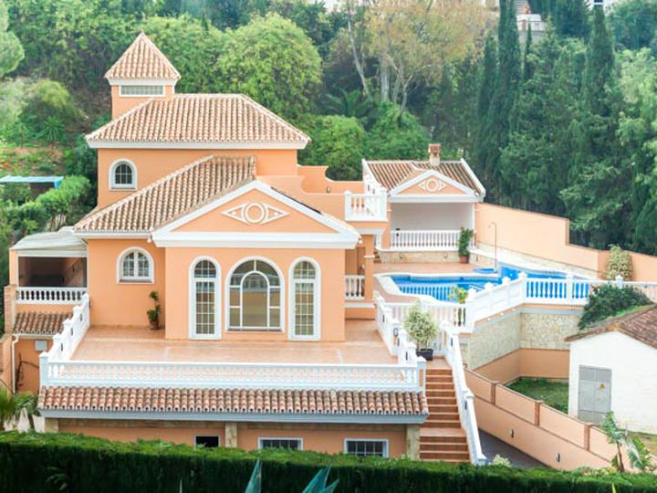 Villa in city Mijas