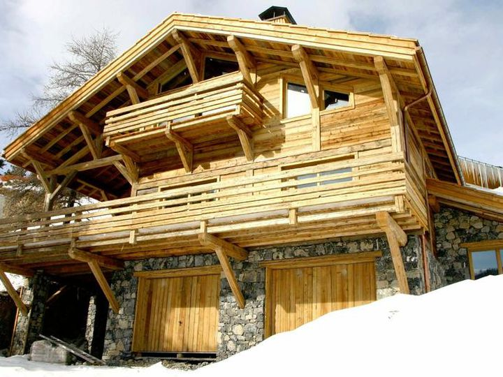 Villa in city Auron