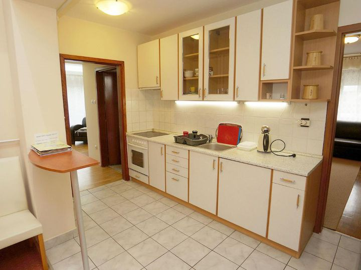 Apartment in city Heviz