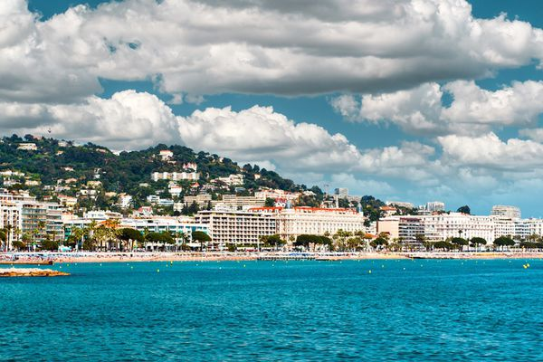 Cannes: A beautiful life in the European California