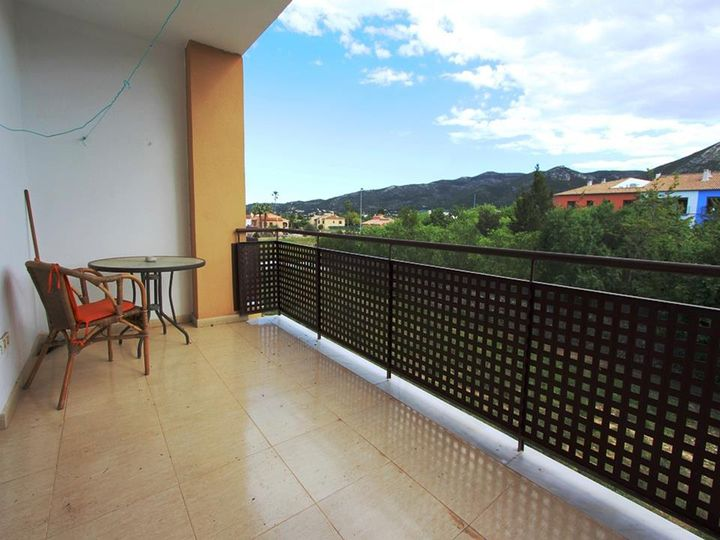 Apartment in city Jalon