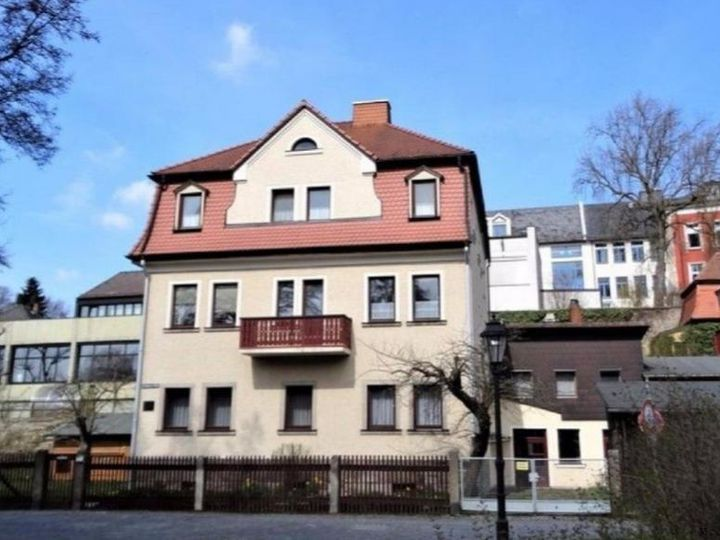 Apartment house in city Wunsiedel