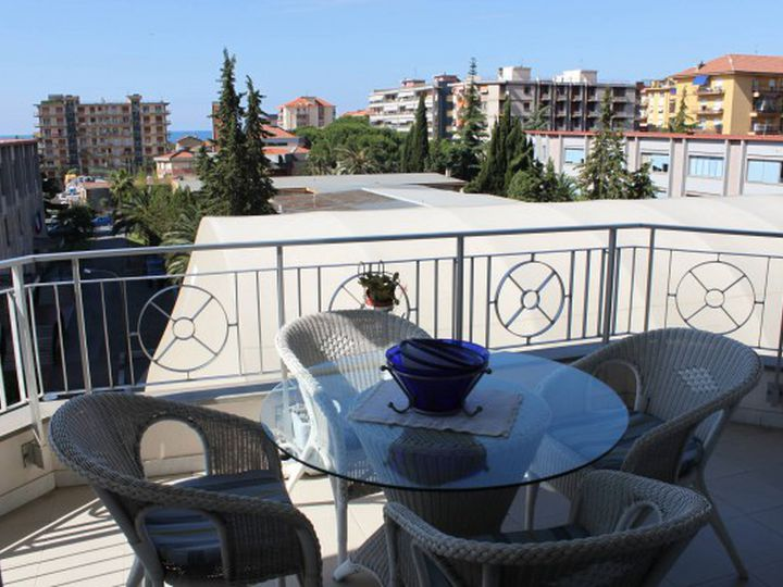 Apartment in city Ventimiglia