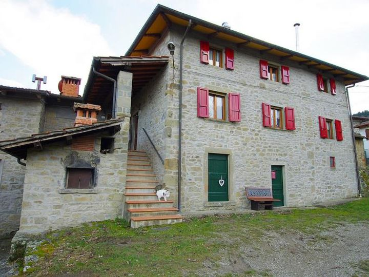 Cottage in city Castel San Niccolò