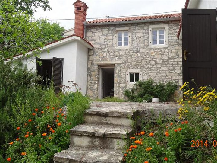 Detached house in city Vizinada