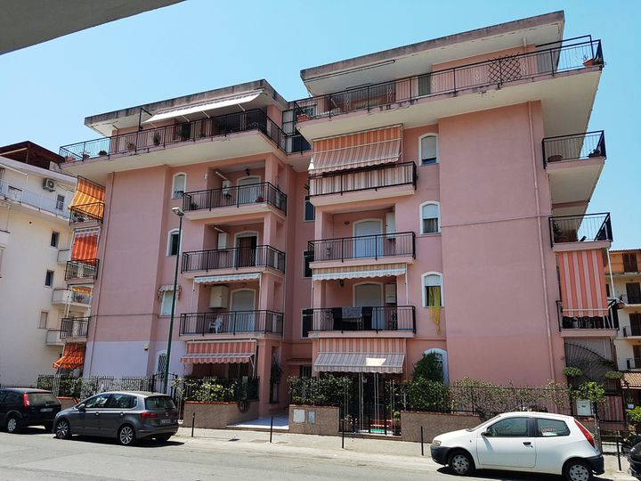 Penthouse in city Scalea