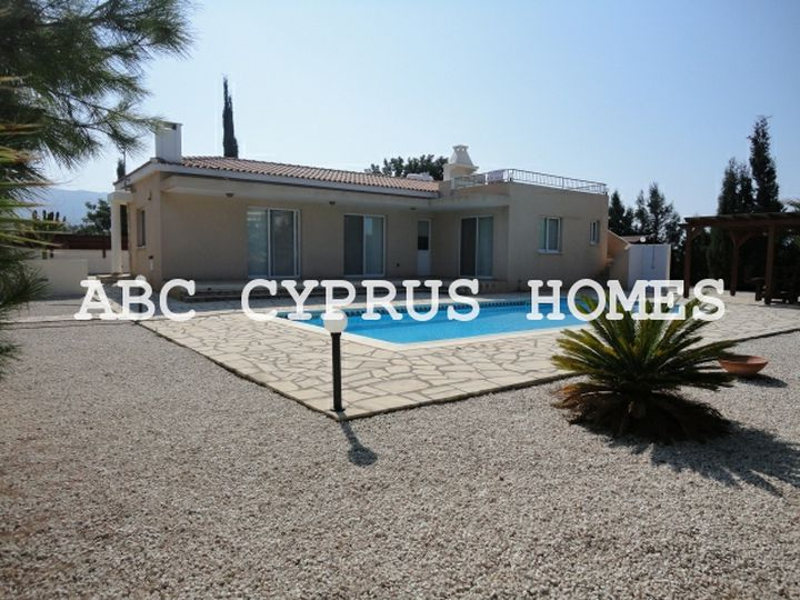 Bungalow in city Paphos
