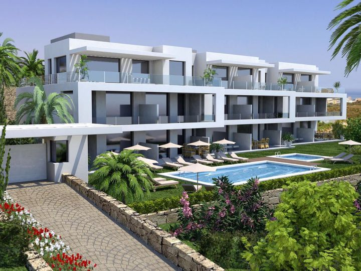 Apartment in city Mijas