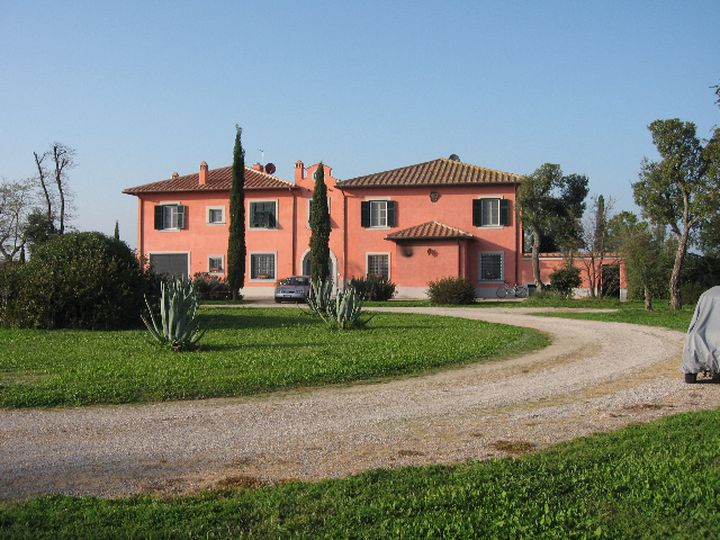 Villa in city Orbetello