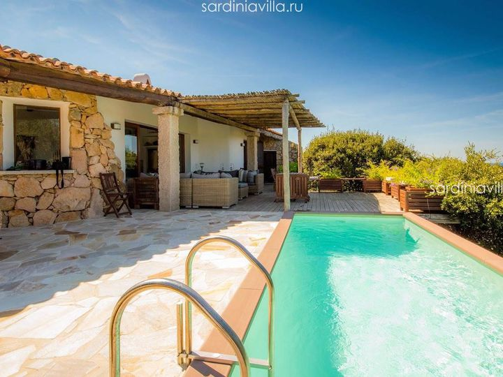 Villa in city Portobello di Gallura