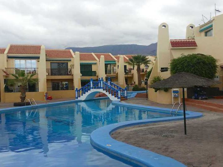 Apartment in city Playas De Fanabe