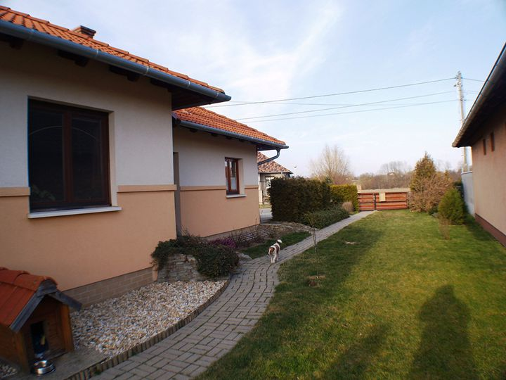 Detached house in city Koszeg