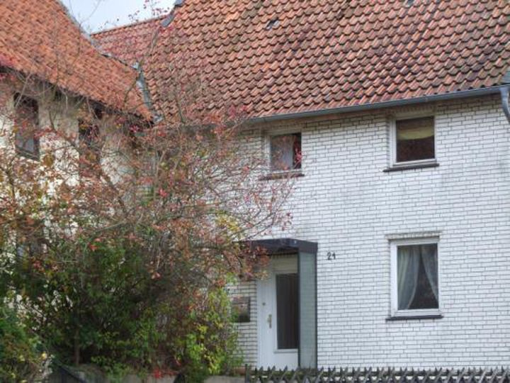 Detached house in city Alfeld