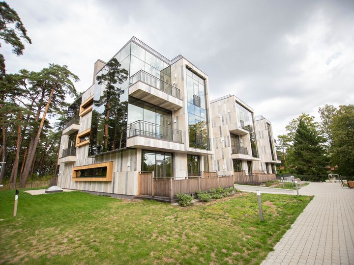 Penthouse in city Jūrmala
