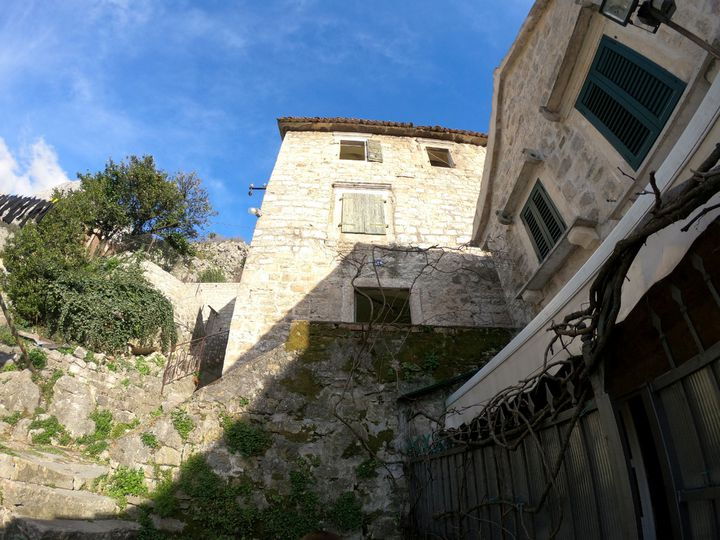 House in city Kotor