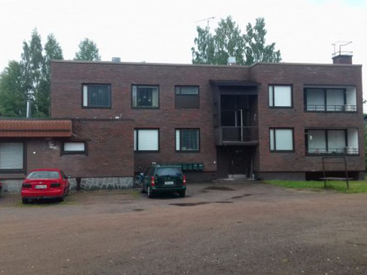 Apartment house in city Kouvola